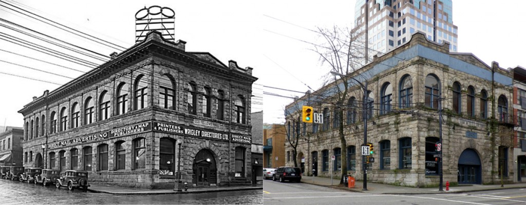 Odd Fellows Hall, Hamilton and Pender