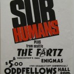 Vancouver-Odd-Fellows-Show-Flyer-Subhumans